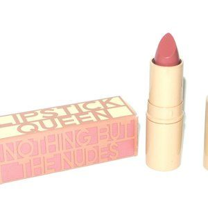 LIPSTICK QUEEN Nothing but The Nudes Lipstick THE